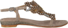 Taupe LAZAMANI Sandalen 85.101  - small