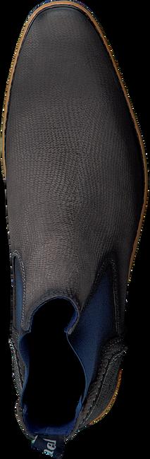 Grijze BRAEND Chelsea boots 24601 - large