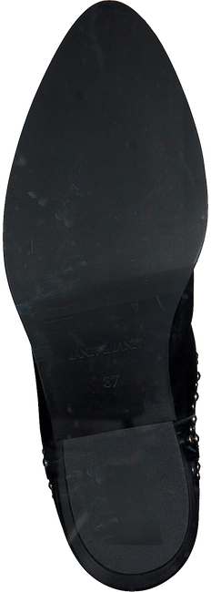 Zwarte JANET & JANET Enkellaarsjes 42206 - large