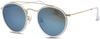 Witte IKKI Zonnebril RYDER - small