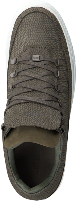 Groene NUBIKK Sneakers JULIEN MIELE LIZARD  - large