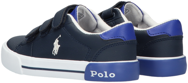 Blauwe POLO RALPH LAUREN Lage sneakers GRAFTYN EZ  - large