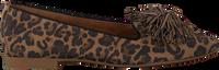 Bruine PAUL GREEN Loafers 2376 - medium