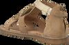 Beige CLIC! Sandalen 9123  - small
