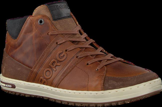 Cognac BJORN BORG Sneakers CURD MID M  - large