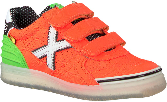 Oranje MUNICH Lage sneakers G3 VELCRO  - large