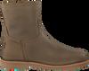 Taupe GIGA Lange laarzen 8509  - small