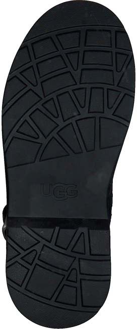 Zwarte UGG Bikerboots KINZEY WEATHER KIDS - large