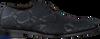 Blauwe FLORIS VAN BOMMEL Nette schoenen 18124  - small
