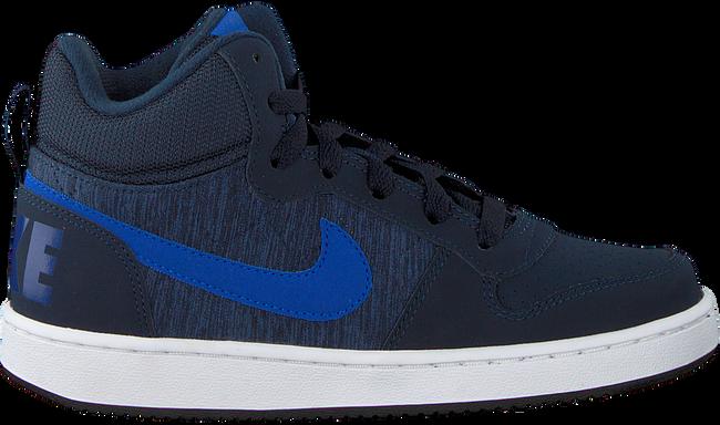 Blauwe NIKE Sneakers COURT BOROUGH MID (KIDS) - large