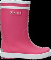 Roze AIGLE Regenlaarzen LOLLYPOP  - medium