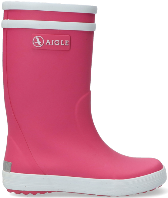 Roze AIGLE Regenlaarzen LOLLYPOP  - large