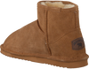 Cognac WARMBAT Pantoffels WALLABY WOMEN SUEDE - small