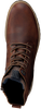 Cognac GAASTRA Enkelboots CAPE HIGH - small