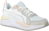 Witte PUMA Lage sneakers X-RAY GAME WMN'S  - small