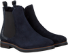 Blauwe OMODA Chelsea boots 54A005 - small