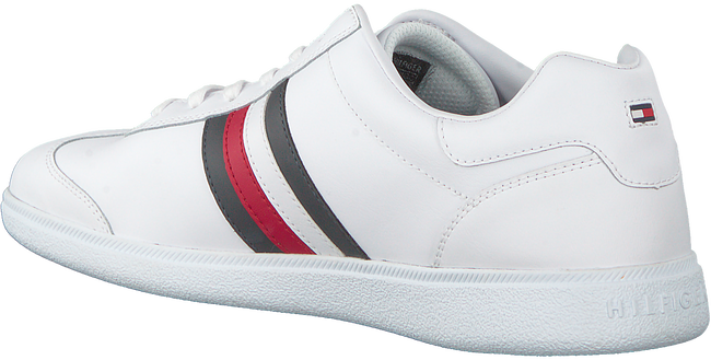 Witte TOMMY HILFIGER Sneakers ESSENTIAL CORPORATE  - large