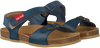 Blauwe RED-RAG Sandalen 19087 - small