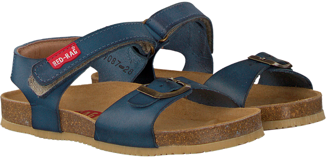 Blauwe RED-RAG Sandalen 19087 - large