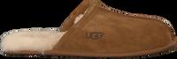 Cognac UGG Pantoffels SCUFF - medium