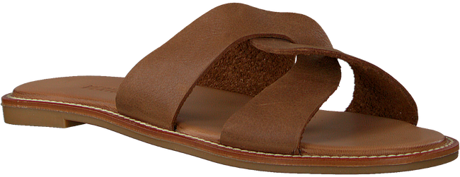 Bruine VERTON Slippers T-10160  - large