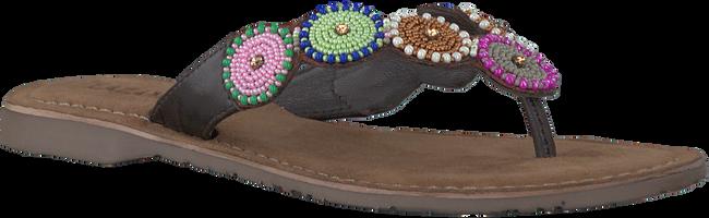 Meerkleurige LAZAMANI Slippers 75.451 Ks94Fips