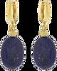 Blauwe JEWELLERY BY SOPHIE Oorbellen EARRINGS ROYAL - small