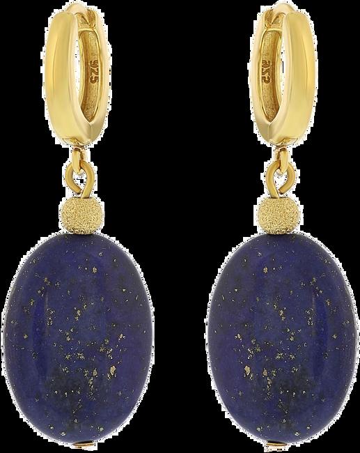 Blauwe JEWELLERY BY SOPHIE Oorbellen EARRINGS ROYAL - large