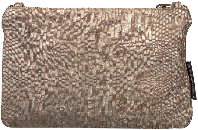 Taupe FRED DE LA BRETONIERE Schoudertas 261010044 - large