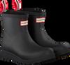 Zwarte HUNTER Regenlaarzen PLAY BOOT SHORT - small