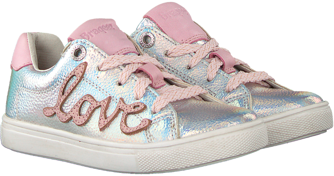 Roze BRAQEEZ Lage sneakers LEIGH LOUWIES  - large