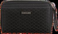 Zwarte LOULOU ESSENTIELS Portemonnee SLB14XS SCALES - medium