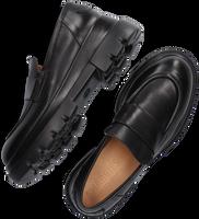 Zwarte SHABBIES Loafers 120020059  - medium