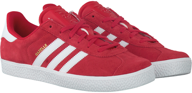Rode ADIDAS Sneakers GAZELLE KIDS  - large