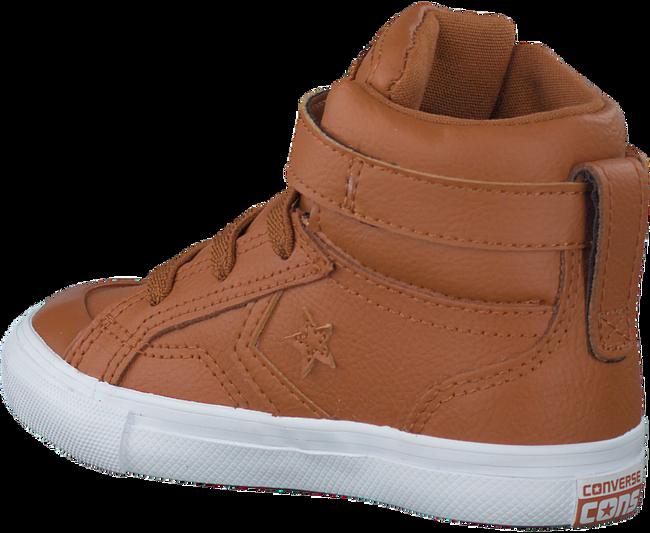 Cognac CONVERSE Sneakers PRO BLAZE STRAP HI KIDS  - large