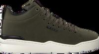 Groene BJORN BORG Hoge sneaker L250 MID  - medium