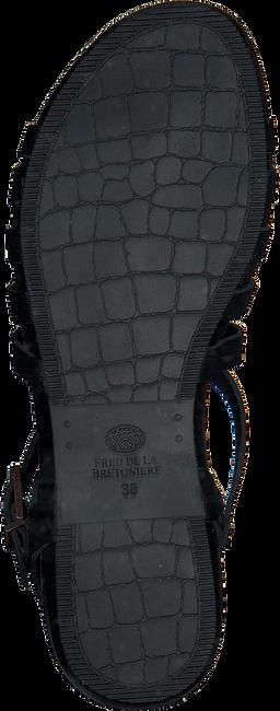 Zwarte FRED DE LA BRETONIERE Sandalen 170010028 - large