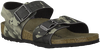 Groene BIRKENSTOCK PAPILLIO Sandalen NEW YORK CITY KIDS  - small