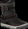 Zwarte BRAQEEZ Lange laarzen 417650  - small