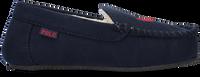 Blauwe POLO RALPH LAUREN Pantoffels DEZI IV  - medium