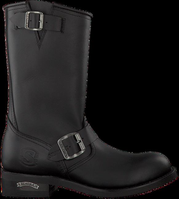 Zwarte SENDRA Lange laarzen 2944  - large