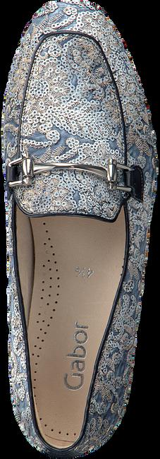 Blauwe GABOR Loafers 261.1  - large