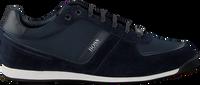 Blauwe BOSS Lage sneakers GLAZE LOWP  - medium