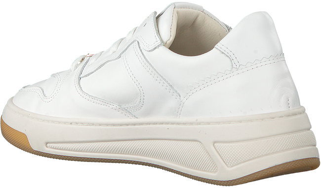 Witte NOTRE-V Lage sneakers 00-390  - large