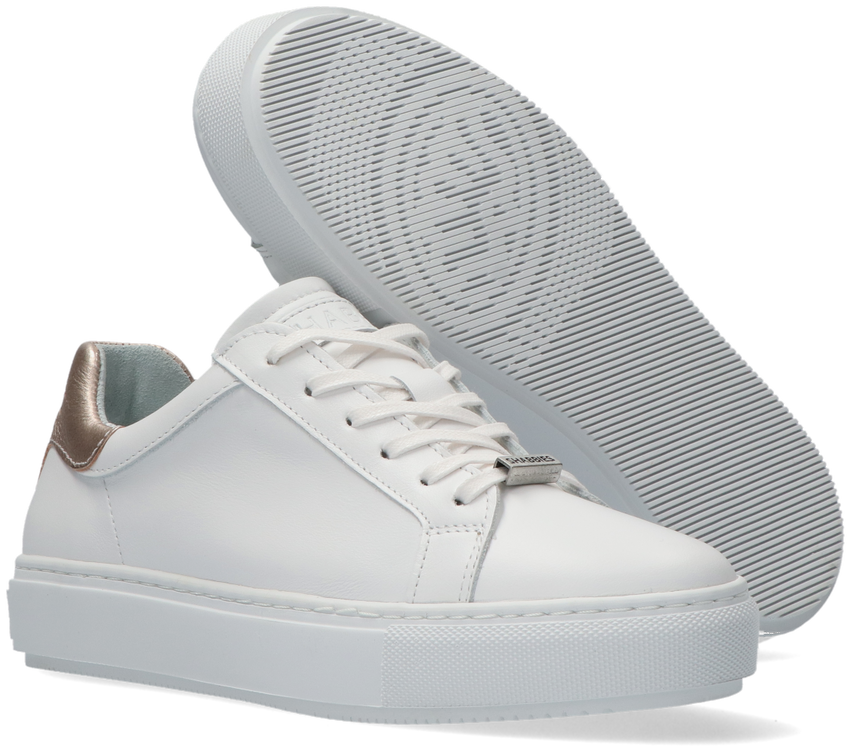 Witte SHABBIES Lage sneakers 101020088 - larger