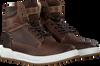 Bruine OMODA Hoge sneaker A0F503E6L_BRWNOM  - small