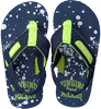 blauwe VINGINO Slippers JAX ENFANTS  - small