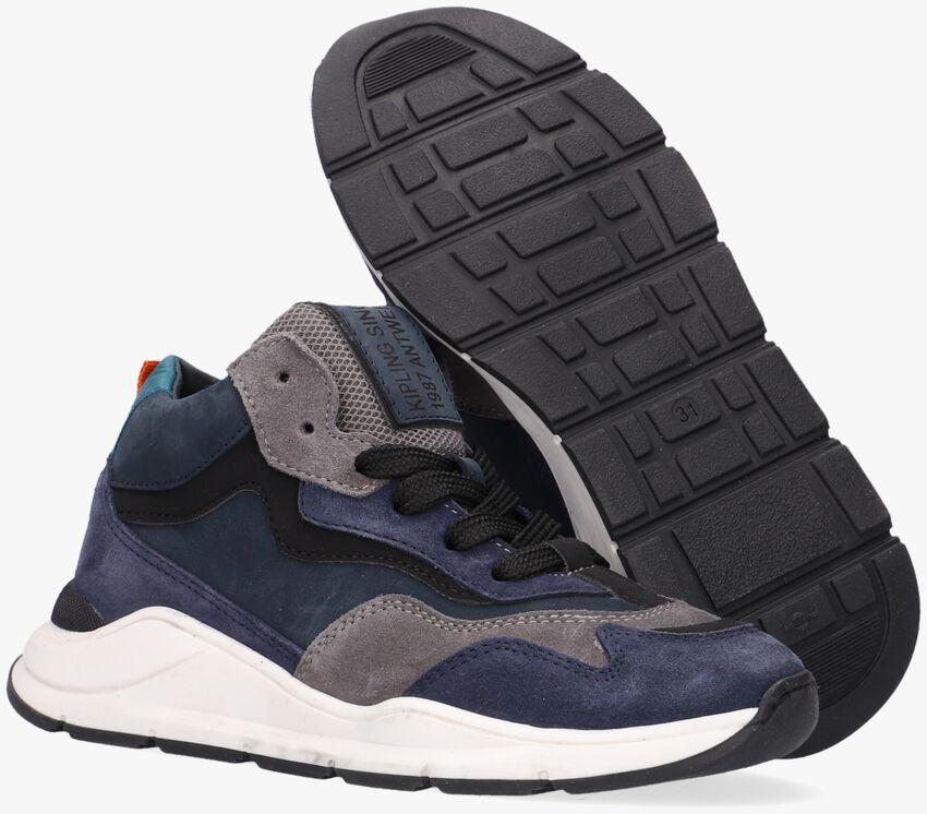Blauwe KIPLING Lage sneakers BLAKE  - larger
