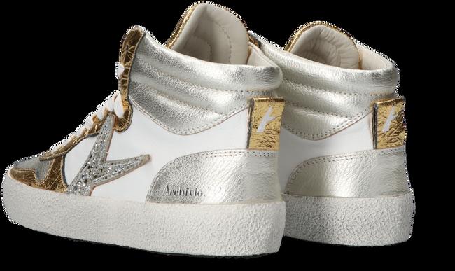 Gouden ARCHIVIO,22 Hoge sneaker DEVILLE MID - large