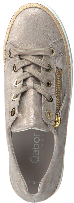 Taupe GABOR Sneakers 415 - large